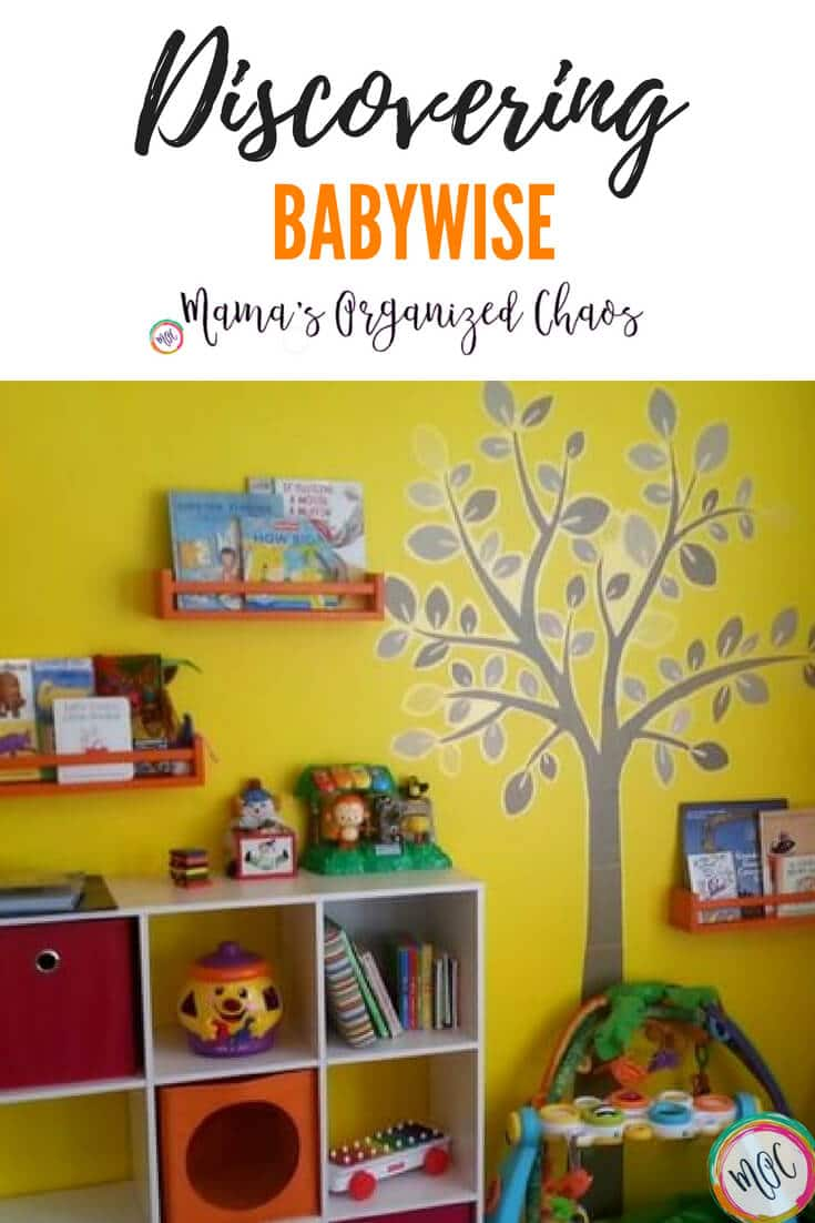 Our story of discovering babywise.