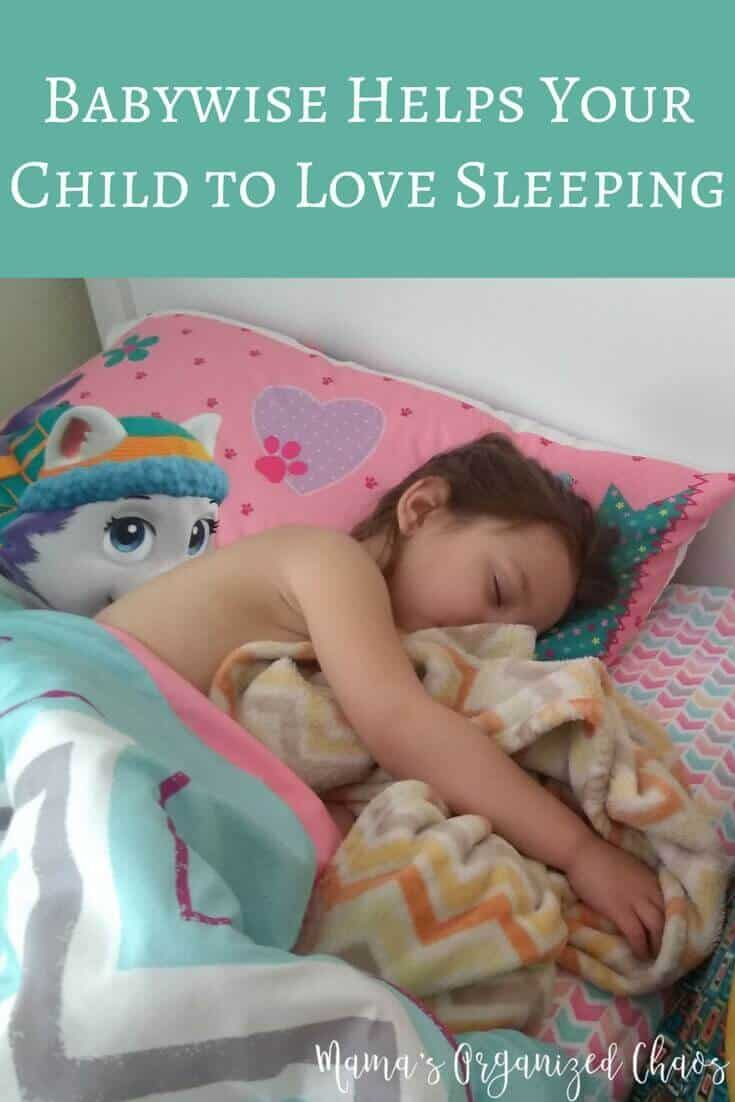 Babywise Helps Your Child to Love Sleeping (2)