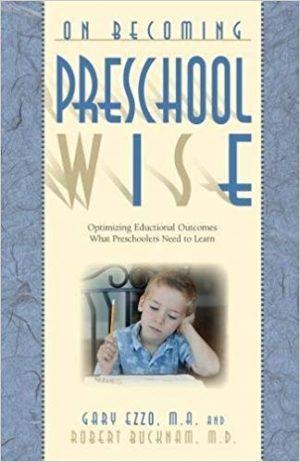 Preschoolwise Book