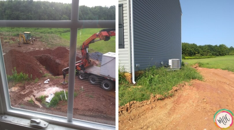 new build house update insignia homes Maryland