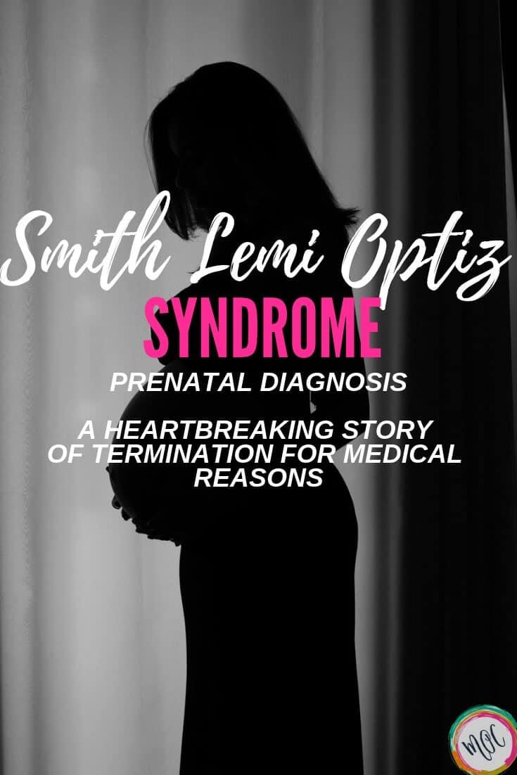 Smith lemli opitz syndrome prenatal diagnosis