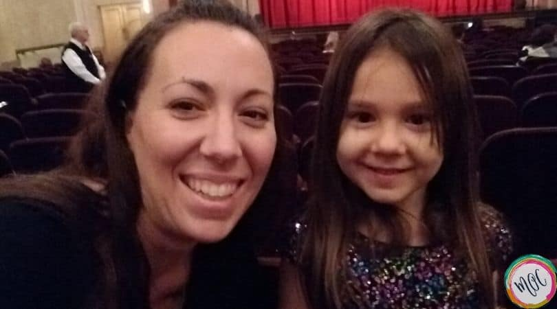 nutcracker with kids